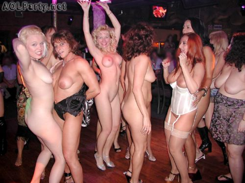 Swinger Club Party