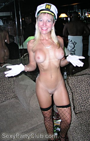 Sexy Suz At Swinger Party